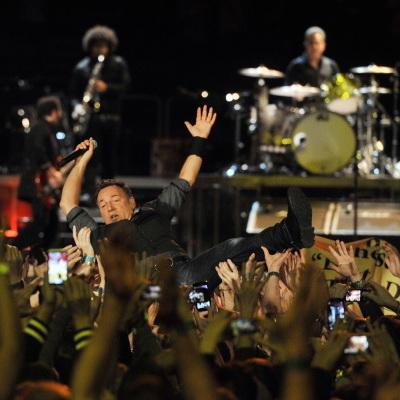 Längste Springsteen-Konzerte